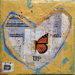 up heart 6x6